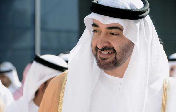 الأسبوع الوطني للتضامن.. 10 ملايين دولار من ولي عهد أبو ظبي