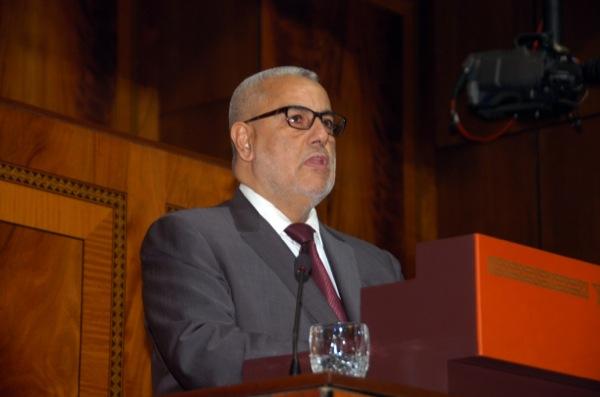 بنكيران: الحل السياسي لقضية الصحراء على أساس مبادرة الحكم الذاتي الشجاعة