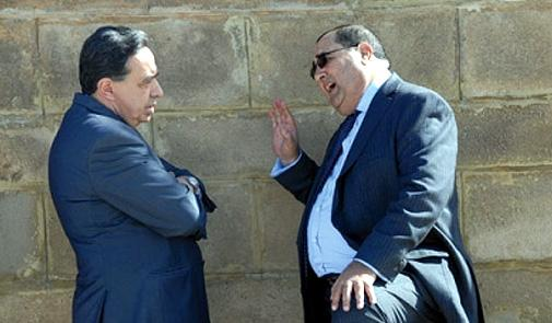 الحرب الاتحادية.. لشكر يفشل في إزاحة الزايدي عن رئاسة الفريق البرلماني