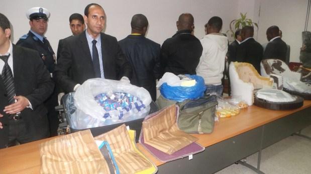 أكبر عملية.. حجز 75 كيلو من الكوكايين في مطار كازا