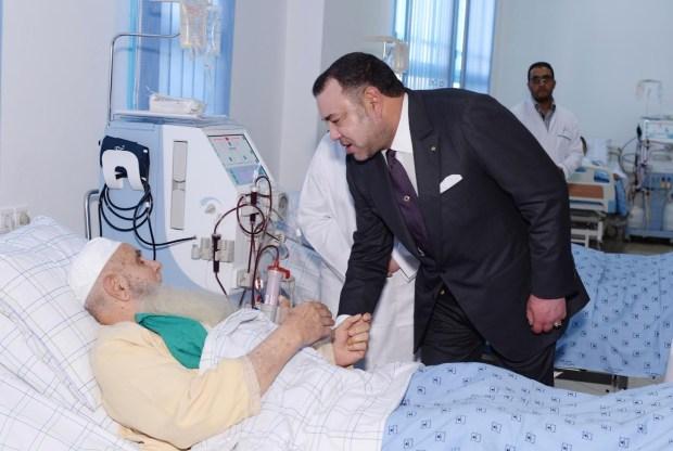 تطوان والفنيدق.. الملك يدشن مشروعين صحيين واجتماعيين