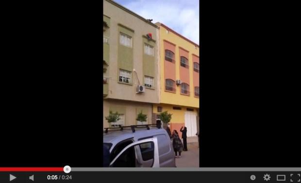 فيديو مرعب.. انتحار فتاة في مكناس