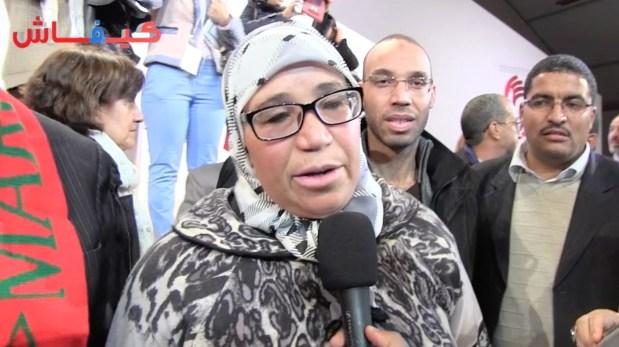 نعيمة أمار.. السلالية التي وقف لها المنتدى العالمي لحقوق الإنسان (فيديو)