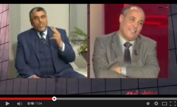 الرميد لاستقلالي: أنت في حزب فيه جوج برلمانيين هاربين من العدالة (فيديو)