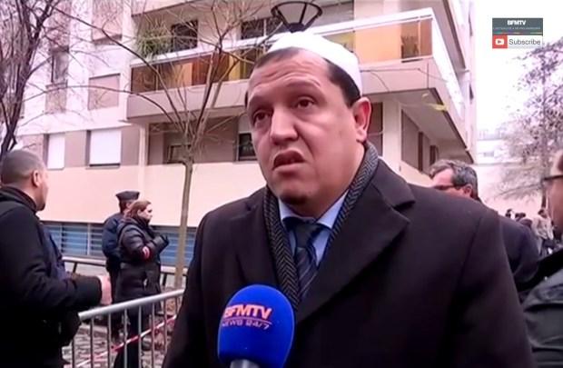 """إمام فرنسي: من هجم على """"شارلي إيبدو"""" انتقم للشيطان والرد يجب أن يكون بالرسم لا بالدم والقتل والكراهية (فيديو)"""