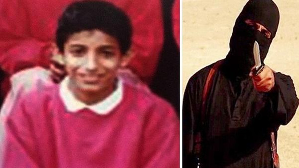 """داعش.. """"ديلي ميل"""" تنشر صور قاتل الرهائن"""