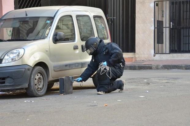 بعد العثور على حقيبة في كازا البوليس يطمئن: ما تخافوش (صور)