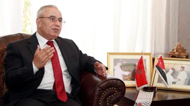 الأردن.. سفير المغرب يعزي أسرة الطيار الأردني