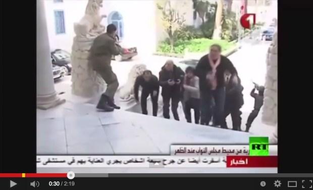 تونس.. هجوم إرهابي