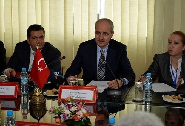الرباط.. نائب الرئيس التركي يدعو المغاربة إلى تعلم اللغة التركية