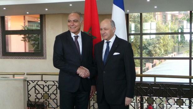 وزير الخارجية الفرنسي: زيارتي تروم تعزيز العلاقات مع المغرب