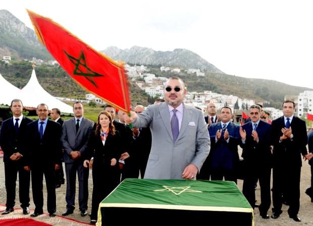 أنشطة داخل وخارج المغرب.. سنة الملك محمد السادس بالصور