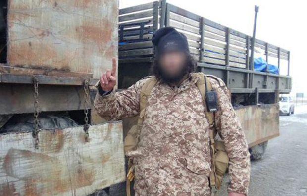 سوريا.. داعشي مغربي يفجر نفسه
