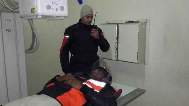 كازا.. إصابة شرطي في حادثة سير (صور)