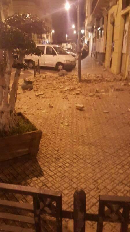 على الإعلام الرسمي والمسؤولين.. غضب فايسبوكي بعد الهزة الأرضية