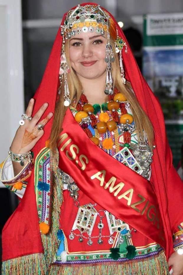 مسابقة.. ملكة جمال الأمازيغ