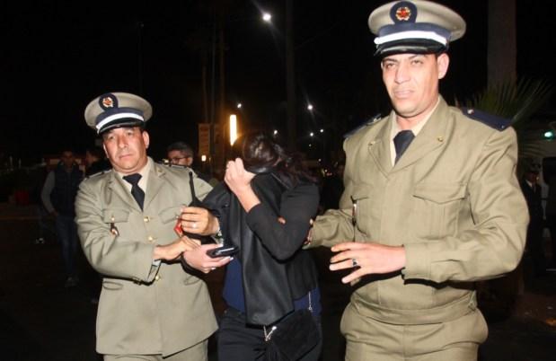 آيت ملول.. اعتقال سيدة قتلت طفلتها