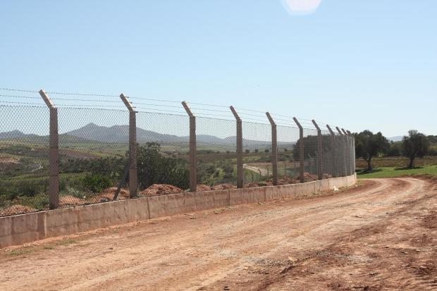 بسبب السياج الحدودي مع الجزائر.. غضب في مدينة فكيك