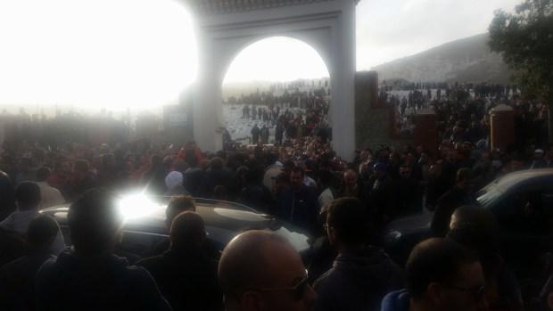 تطوان.. ابن كيران في جنازة المستشار الذي توفي بسيب صعقة كهربائية