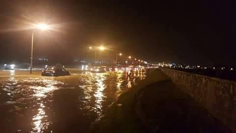 بين تطوان وشفشاون والحسيمة.. الأمطار توقف حركة السير