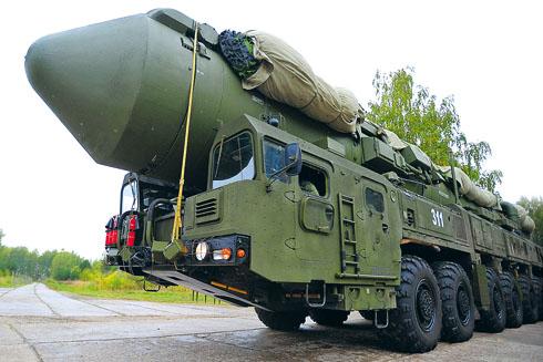 المخابرات الروسية: المغرب يتوفر على صواريخ نووية!!