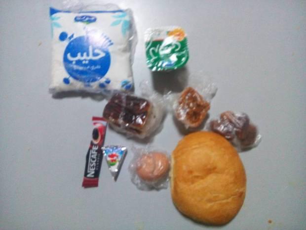 لا يسمن ولا يغني من جوع.. فطور الأطباء والممرضين!!