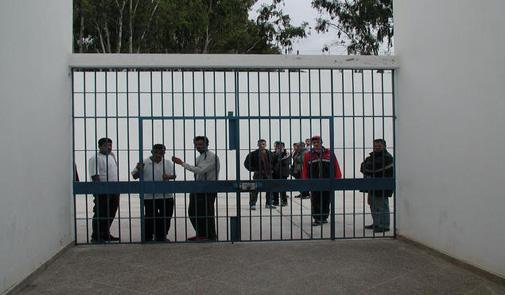 إدارة السجون: لا وجود لحالة حلق لِحِي في السجون