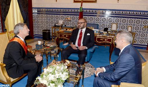 الملك يترأس حفل التوقيع على بروتوكول اتفاق لإحداث منظومة صناعية للمجموعة.. بوينغ تستثمر في المغرب