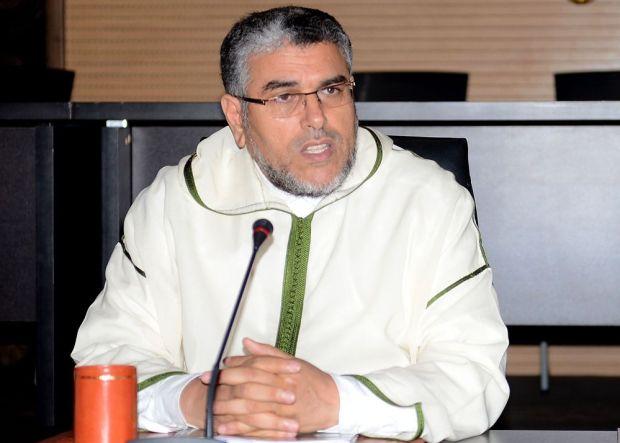 الرميد: من حقنا أن نفرح لفتح دور القرآن!!