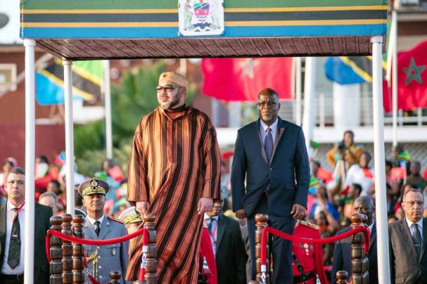 تنزانيا: ندعم عودة المغرب إلى الاتحاد الإفريقي