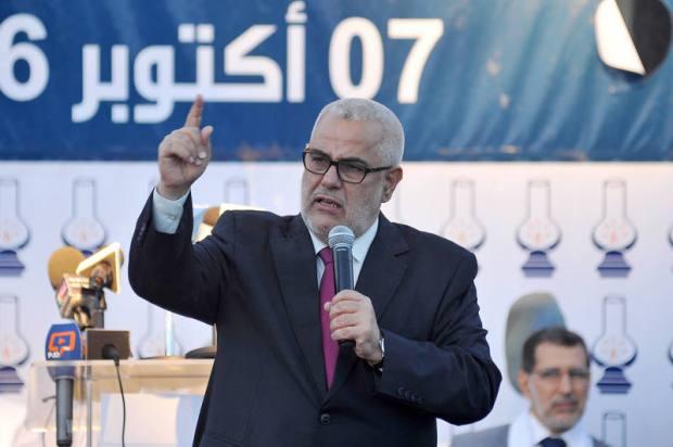 الانتخابات الجزئية في تطوان.. ابن كيران ما بقاش غيدير مهرجان خطابي!!