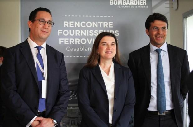 منصة نحو إفريقيا.. بومبارديي الفرنسية تعتزم إنشاء تجمع سككي في المغرب