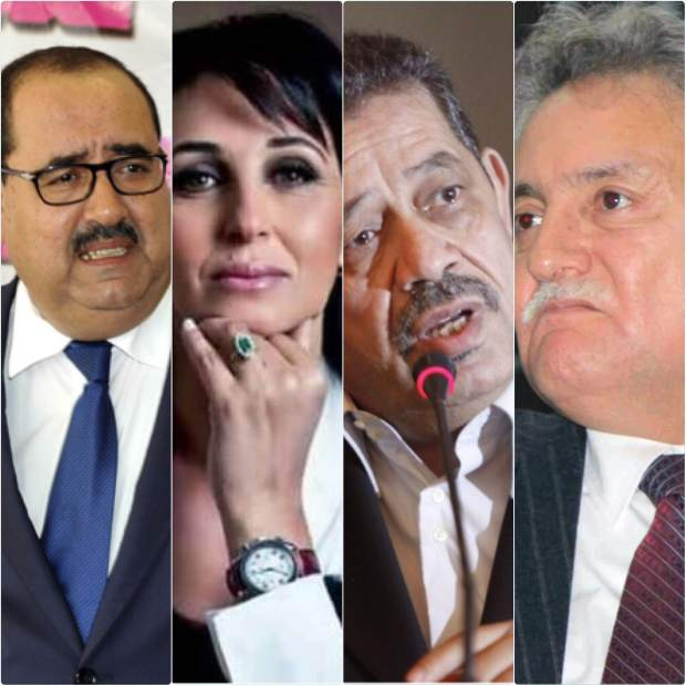 لشكر/ شباط/ بنعبد الله/ منيب.. يديرو ما دار مزوار ولا يبدلو الدار؟؟