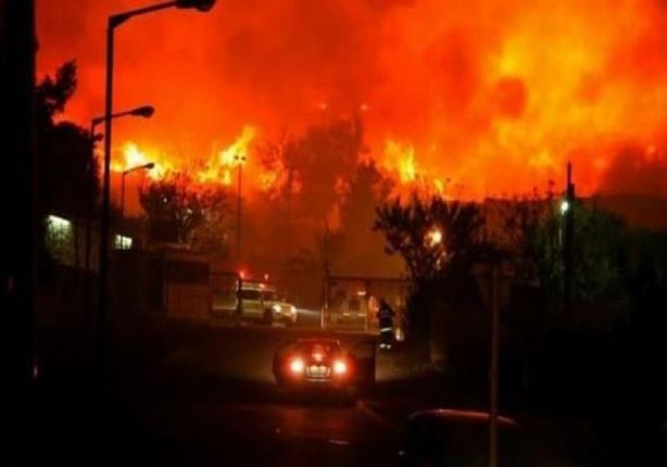 إسرائيل.. حرائق مهولة تأتي على منازل المستوطنين