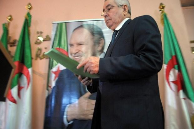 كوب 22.. رئيس مجلس النواب الجزائري يمثل بوتفليقة