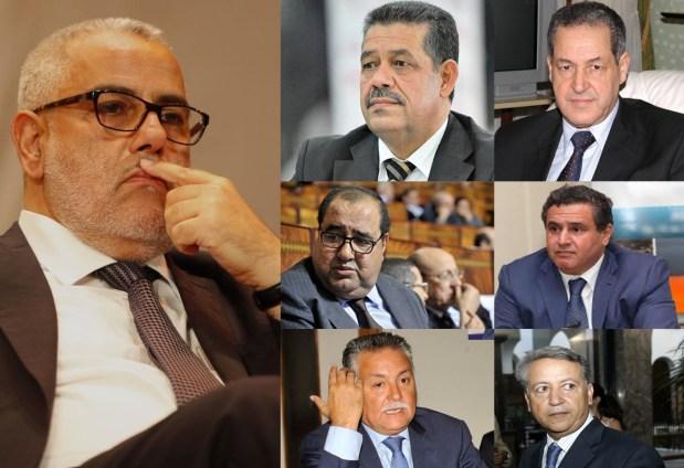 في انتظار توزيع الغنيمة.. مفاوضات سبعة رجال!!
