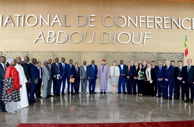 برئاسة الملك والرئيس سال.. تقديم أشغال مجموعة الدفع الاقتصادي المغربية السنغالية