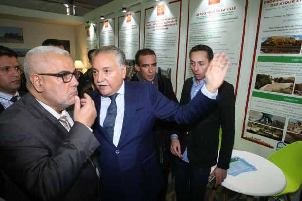 ابن كيران: كنتمنى السي بنعبد الله يبقى وزير!! (صور)