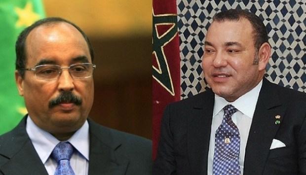 ناقشا العلاقات بين البلدين.. الملك يتصل بالرئيس الموريتاني