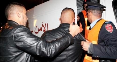 350 موقوفا في 4 أيام.. البوليس ينظف فاس من المجرمين