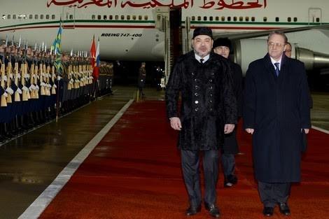 الصين/ التشيك/ روسيا/ فرنسا/ الخليج.. الدبلوماسية الملكية تتحرك