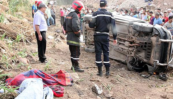 كلميم.. مقتل 3 دركيين في حادثة سير