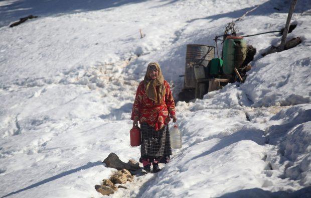 دواوير خنيفرة وإفران.. البرد القاتل (روبورتاج مصور)