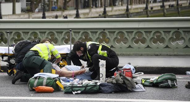 بريطانيا.. حالة استنفار بعد هجوم مسلح