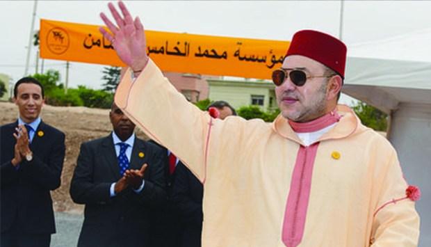 سيدي بوقنادل/ سلا.. الملك يدشن مركزا للعلاجات الصحية الأساسية