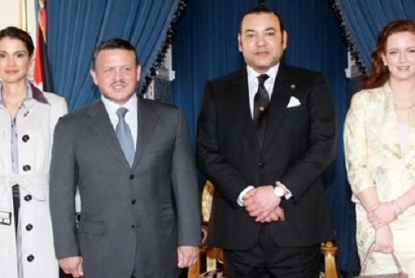 زيارة رسمية.. ملك الأردن في المغرب