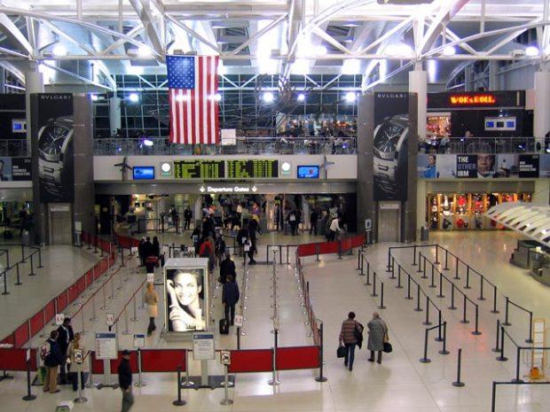 أمريكا.. مادة خطرة تستنفر أمن مطار نيويورك