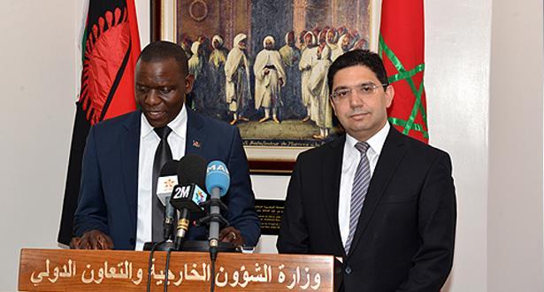 المغرب مكسيري على العديان.. 35 دولة إِفريقية سحبت اعترافها بجمهورية البوليساريو