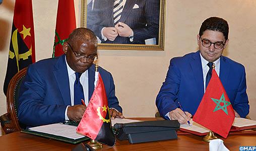المغرب وأنغولا.. اتفاقية لإلغاء التأشيرة على الجوازات الديبلوماسية