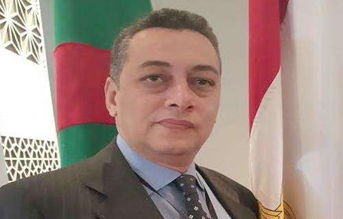 كان مساعدا لوزير الخارجية في مصر.. السيسي يعين سفيرا جديدا في المغرب